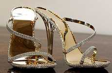$228,000 Stilettos - These Christopher Michael Shellis Shoes are the Most Expensive in the World