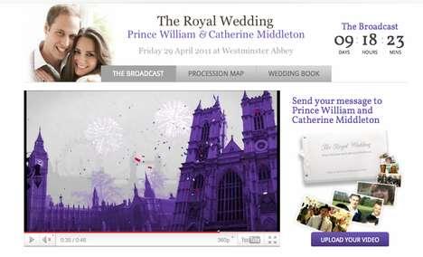 Streaming Royal Weddings