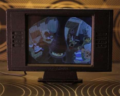 Dollhouse Flat Screens