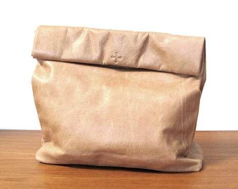 Faux Paper Bags