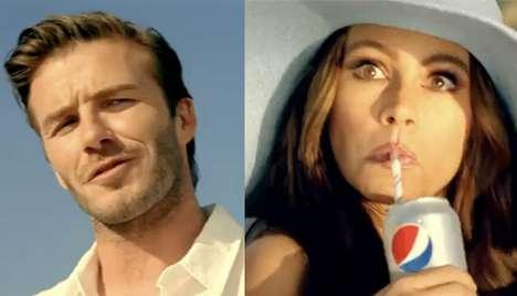 Comedic Cola Campaigns