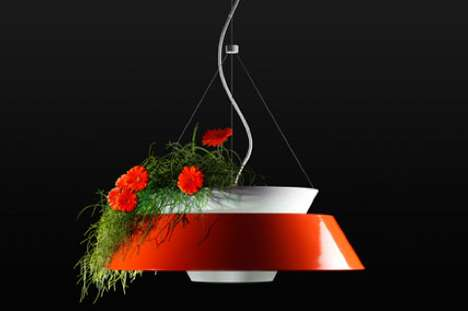 Flowering Light Fixtures