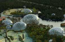 Modern Globular Menageries - The Saint Petersburg Zoo Mimics the Earth's Transformation
