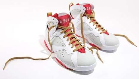 Retro Rabbit Sneakers