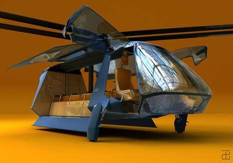 Heliboarding Choppers