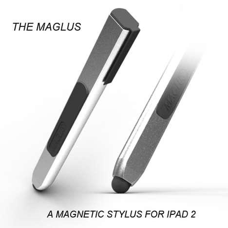 Magnetic Tablet Styluses