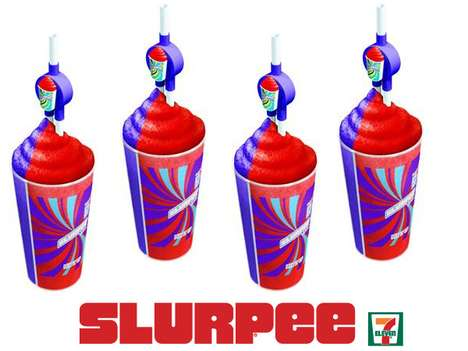 Compartmental Slushie Containers