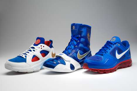 The 2011 Manny Pacquiao Summer Footwear Collection is a Knockout