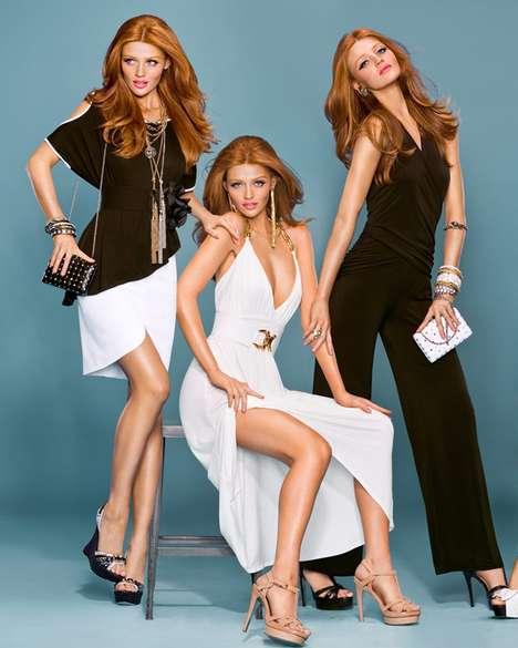 Retro Trio Fashiontography