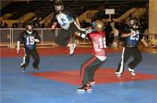 Martial Arts Team Sports