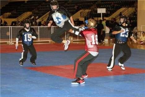 Martial Arts Team Sports
