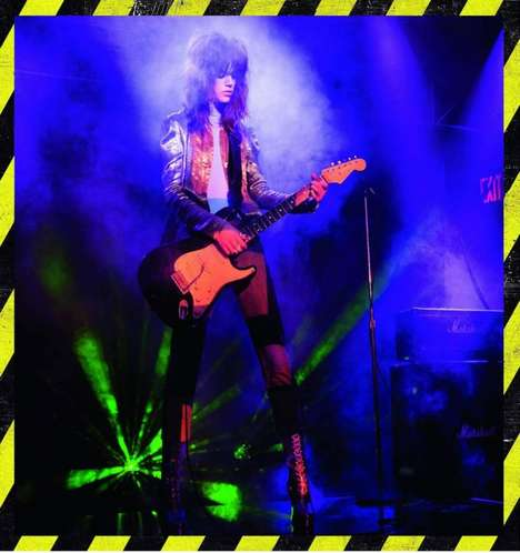 Fluorescent Rocker-Chic Editorials