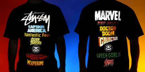 Superhero Designer Streetwear
