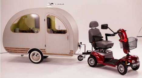 Senior-Friendly Caravans