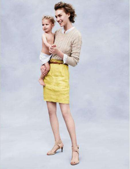 Family Portrait Fashiontography
