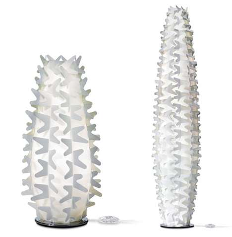 Prickly Light Fixtures