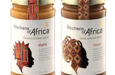 Patterned Marinade Marketing