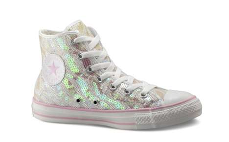 Formalized Sneakers - The Converse Prom Selection is Fashionable and Comfortable