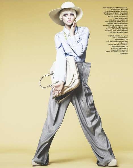 Deliberately Untailored Fashion