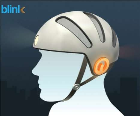 Turn Signal Brain Bonnets