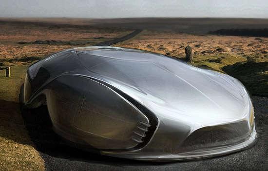 28 Ridiculous Concept Cars