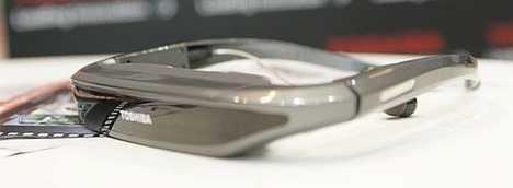 Toshiba Video Glasses