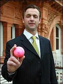 Pink Cricket Balls