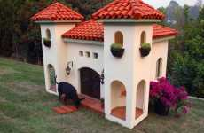 Canine Mansion - A Luxury Dog House For Your Pup