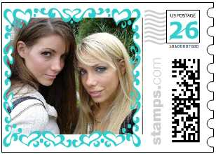 Personalized Postal Stamps + Top 5 Stamps for the Holidays
