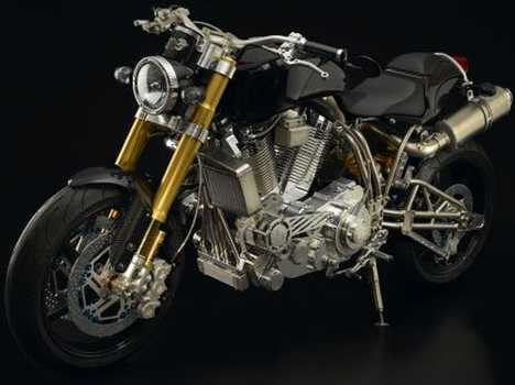 $273,200 Bike - Ecosse Heretic Titanium