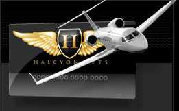 $5M Halcyon Luxury Jet Membership