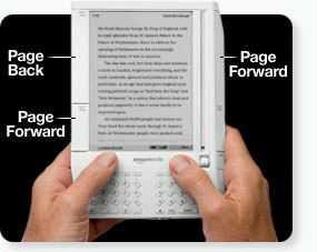 Amazon eBook Launched