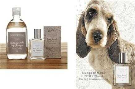 The Smell of Rich Dogs - Petite Amande Dog Perfume