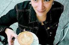 3d Latte Animal Art Pop Out Latte Art