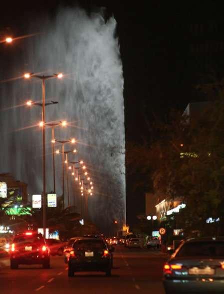 2,000 Ft Fountain