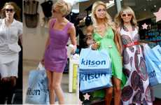 Social Fashion Shopping Application - Kitson's Total Fashionista Facebook App