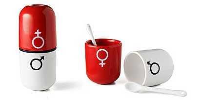 Over-the-Counter Pill Mug