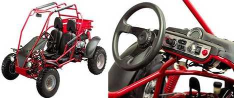 $4,200 Go-Kart- Ace Sports Pilot