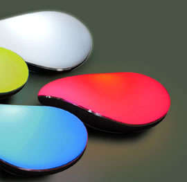 Portable, Color-Changing, LED