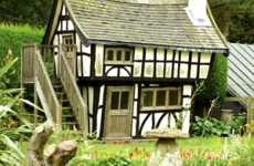 Luxury Cottage For Kids - Tudor Playhouse