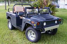 Luxury Golf Carts - For Those Who Really Love the Game