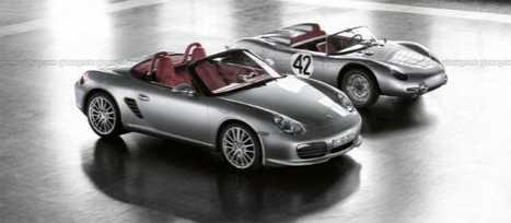 Limited Edition Porsche Boxster