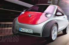 BMW To Bring Back 50s Pod?