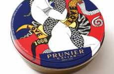Yves Saint Laurent Designer Caviar - Caviar House and Prunier