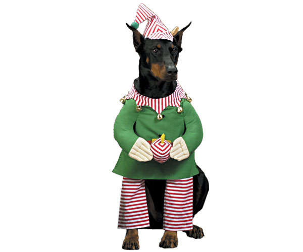 Christmas Costumes for Pets