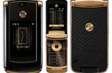 Opulent Snakeskin and Gold RAZR2