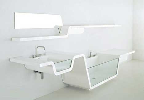 Bath/Shower/Sink & Shower/Sink Combo