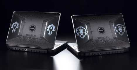 Warcraft-Themed Notebook