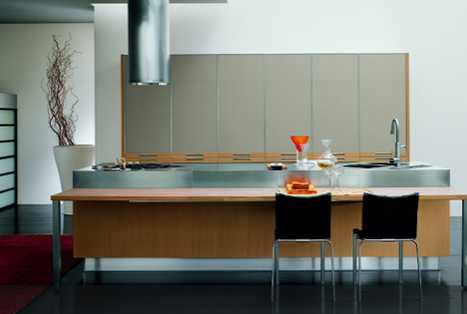 Sleek Italian Kitchens