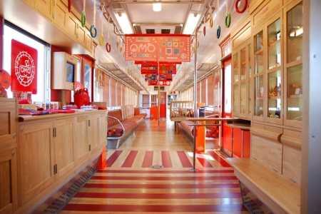 Child-Friendly Train